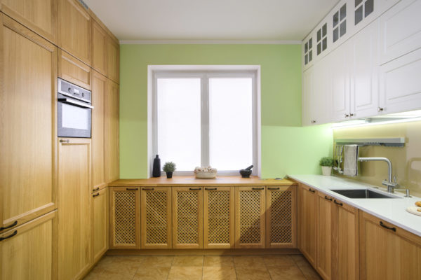 Koša Arens U veida virtuve