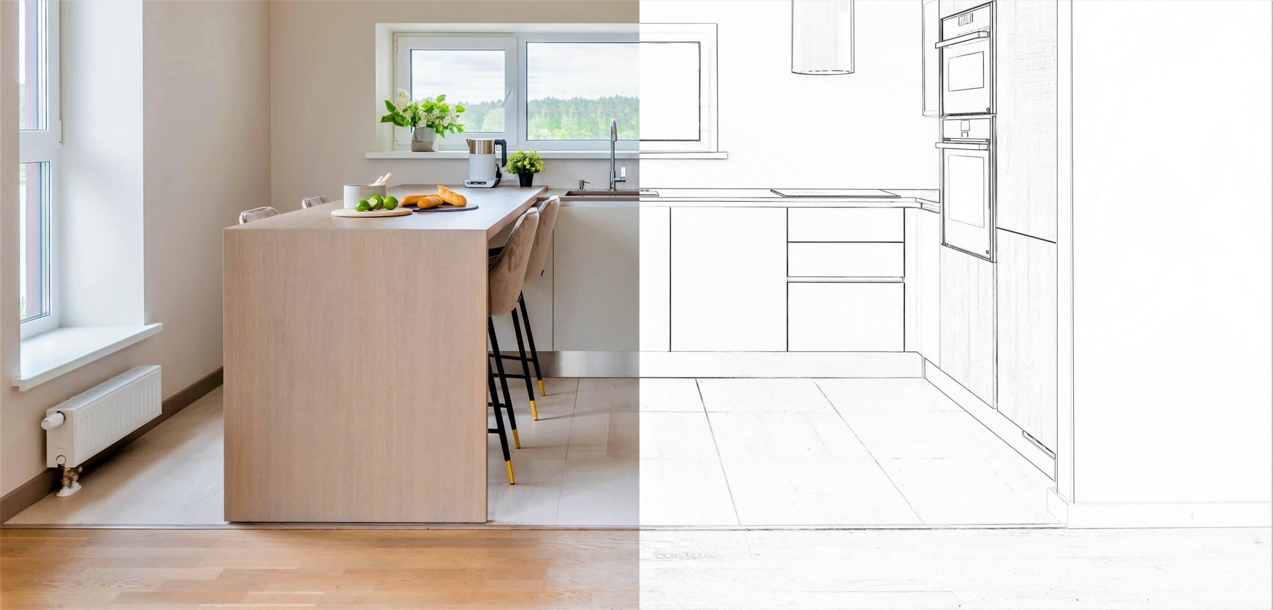 Īpašais piedāvājums virtuves projektēšanas līgumam