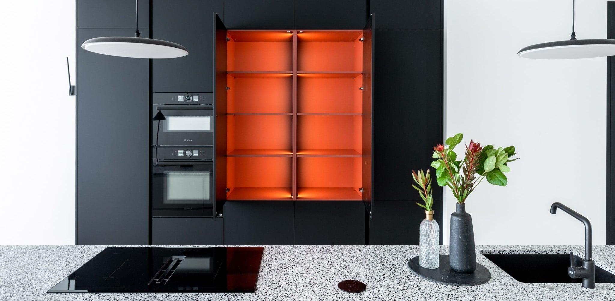 Dizainera ieteikumi īpašam virtuves dizainam